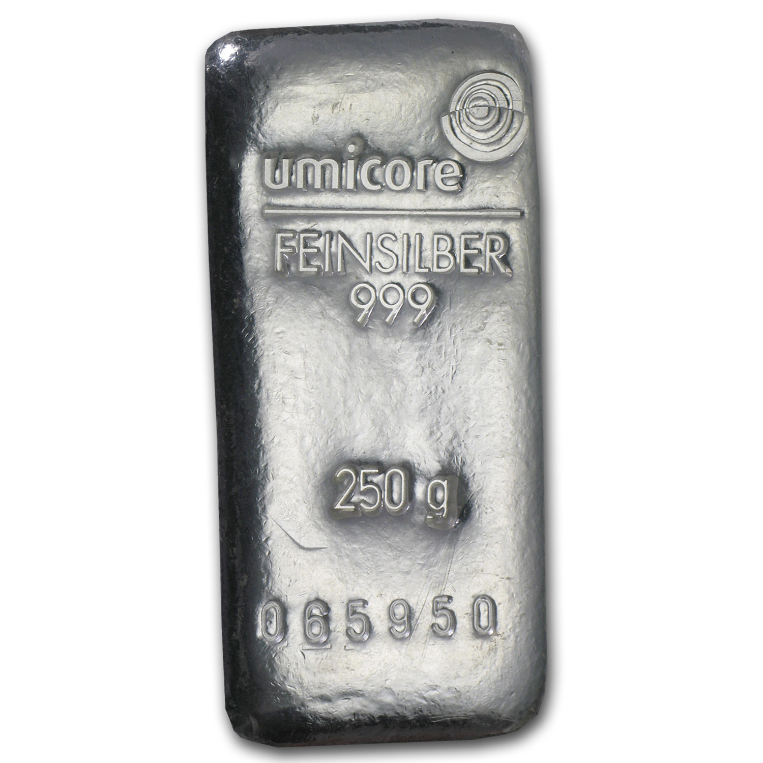 250 gram Silver Bars - Secondary Market